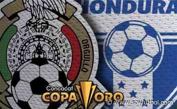 Video: El gol de Rogelio Funes Mori en el México vs Honduras en Copa Oro - Soy Futbol