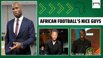 African football's nice guys: Celebrating the continent's great philanthropists
