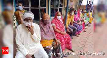 Coronavirus live updates: Maharashtra top state in full vaccinations, UP in total doses - Times of India
