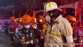 Incendio en Matucana deja al menos 50 personas damnificadas - Radio Agricultura