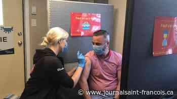 Nouvelle clinique mobile de vaccination à Vaudreuil-Dorion - Le Journal Saint-François