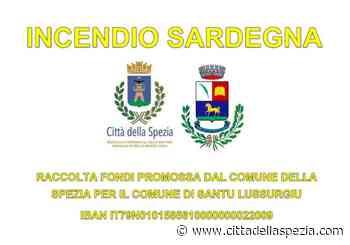 Il Comune della Spezia promuove una raccolta fondi per Santu Lussurgiu - Città della Spezia