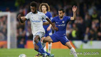Beni Baningime: Heart of Midlothian sign Everton midfielder
