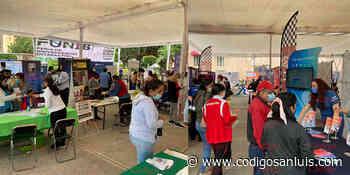 [VIDEO] Con éxito, realizan Feria de Universidades en Soledad - Código San Luis