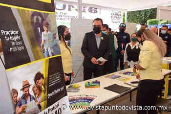 Arranca 6ta Edición de la Feria de Universidades en Soledad - Revista Punto de Vista - RPDV