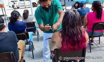 Soledad invita a población de 18 y más a vacunarse - Plano informativo