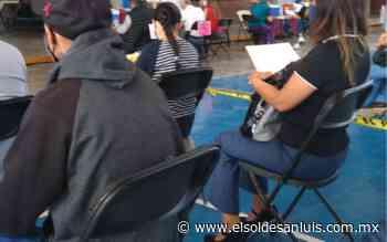 Invita alcalde de Soledad a los de 18 y más, a recibir vacuna vs Covid-19 - El Sol de San Luis