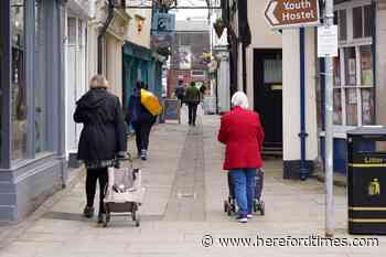 These are the Herefordshire places where Covid cases are still rising - Hereford Times