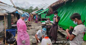 Food fears for displaced and locked down in Myanmar's Rakhine - Al Jazeera English