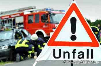 Kirchehrenbach: Vater und Sohn (7) bei Unfall schwer verletzt - Verursacher fährt einfach weiter
