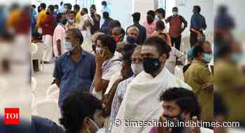 Coronavirus live updates: Chennai among 20 districts in Tamil Nadu reporting spike in cases - Times of India