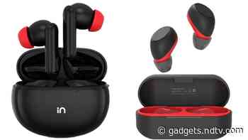 Micromax Airfunk 1, Airfunk 1 Pro TWS Earbuds With Touch Controls, IP44 Build Launched in India