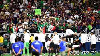 Mexico facing more sanctions over homophobic chants following Gold Cup win over Canada