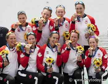 Canadian women mine more Olympic gold and B.C.'s killer heat: In The News for July 30