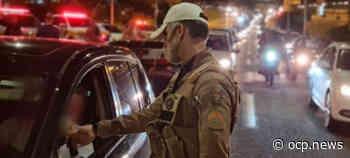 PMRv deflagra mais uma operação de fiscalização em Cocal do Sul, Içara e Gr - OCP News