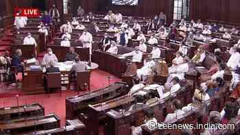 Parliament monsoon session: Rajya Sabha chairman expresses concern, warns action over conduct of MPs