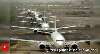 Coronavirus live updates: Suspension of scheduled international passenger flights extended till August 31 - Times of India
