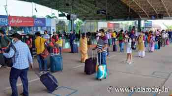 Restrictions on international commercial passenger services extended till August 31 - India Today