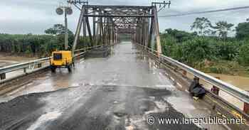 Rehabilitado el paso sobre el río La Estrella que comunica el Caribe Sur y Limón - Periódico La República (Costa Rica)