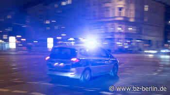 19-Jähriger attackiert Polizisten und demoliert Einsatzwagen - B.Z. Berlin