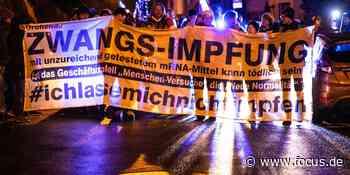 """Querdenker senden Notfallplan für Großdemo in Berlin mit Codewort """"Mutti"""" - FOCUS Online"""