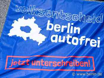 Erster Schritt zu Volksbegehren für autofreie Innenstadt - Berlin.de