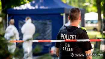 Tiergarten-Attentat: Zeuge sagt unter Polizeischutz aus - DER SPIEGEL