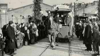 Von den Anfängen bis zur BVG: Geschichte der Straßenbahn in Berlin - rbb24