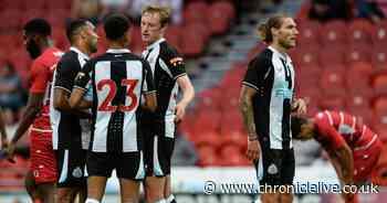 'Season won't be defined by Rotherham game' - Longstaff on pre-season struggles