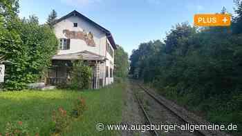Hält hier in Greifenberg mal wieder ein Zug?