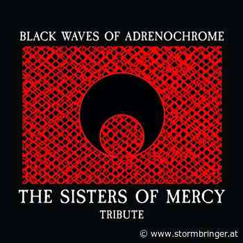 VARIOUS ARTISTS - Black Waves Of Adrenochrome, A Tribute To The SISTERS OF MERCY | Review bei Stormbringer - Strombringer.at