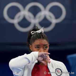 Simone Biles in moeilijkheden 'bij elke toesteloefening', twijfel over deelname toestelfinales groeit