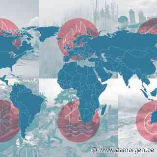 Noodweer, hittegolven en 'airpocalyps': het jaar dat het klimaat wereldwijd terugslaat