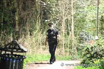 Teenager robbed of belongings at knifepoint in Horsham park