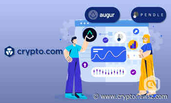Augur (REP) & Pendle (PENDLE) Now Listed on Crypto.com App - CryptoNewsZ