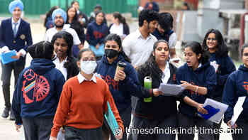 CBSE announces class 12th results; girls outshine boys by 0.54%