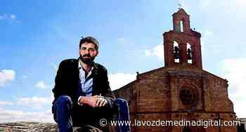 El actor Borja Maestre será el pregonero de las fiestas de Castronuño - La Voz de Medina Digital