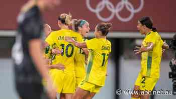 Live: The Matildas play Great Britain for a place in the Tokyo Olympics semi-finals