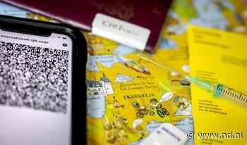 Regels voor vakantiegangers verduidelijkt: alle EU-landen groen of geel op de kaart - Nederlands Dagblad