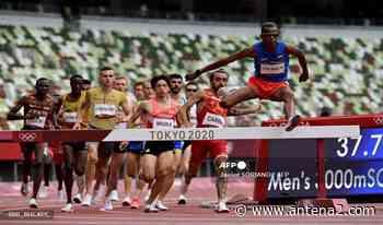 Colombia debutó en el atletismo olímpico: Carlos San Martín fue 34 en los 3000m obstáculos - Antena 2
