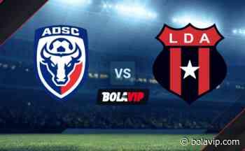 Qué canal transmite San Carlos vs. Alajuelense por la Liga Promerica de Costa Rica 2021 - Bolavip