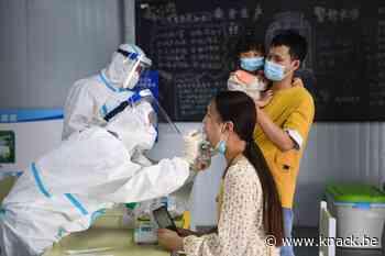 'Grootste uitbraak sinds Wuhan': China opnieuw getroffen door coronavirus