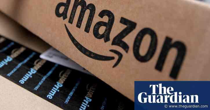 Amazon sales top $100bn for third quarter running as profits hit $7.8bn