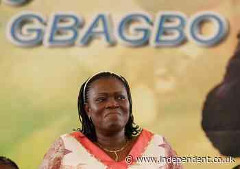 International court drops Simone Gbagbo arrest warrant