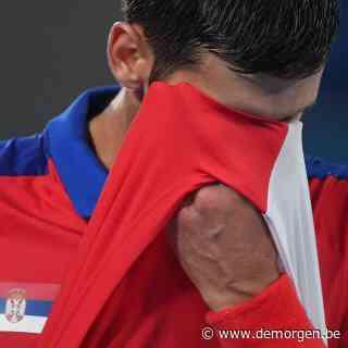 Live - Geen Golden Slam voor Novak Djokovic, Servische nummer 1 verliest in halve finales