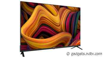 Infinix X1 40-Inch Full-HD Android Smart TV With Dolby Audio, HDR10, Chromecast Built-in Launched in India