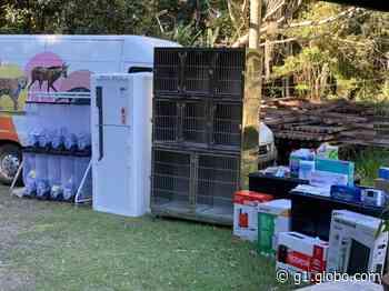 Cetas de Juiz de Fora recebe cerca de 370 equipamentos adquiridos via TAC do Ministério Público - G1