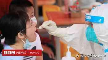 Coronavirus: China enfrenta su peor brote de covid-19 desde el inicio de la pandemia - BBC News Mundo