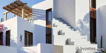 Saint Laurent Opens New Store in Mykonos, Greece - HYPEBAE