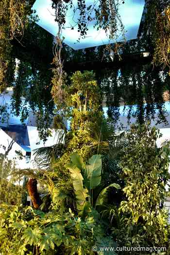 Doug Aitken Installation Sets the Stage for Saint Laurent Menswear - Cultured Magazine